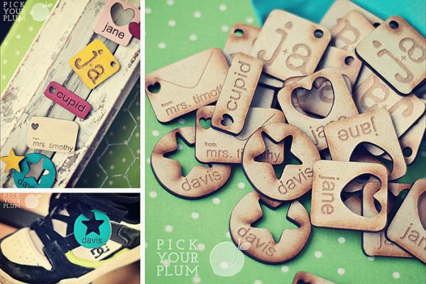 Personalized Tags
