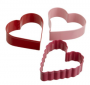 wilton heart cookie cutters