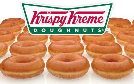 Krispy Kreme Doughnuts Deal