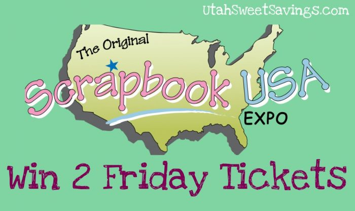 Scrapbook USA Giveaway