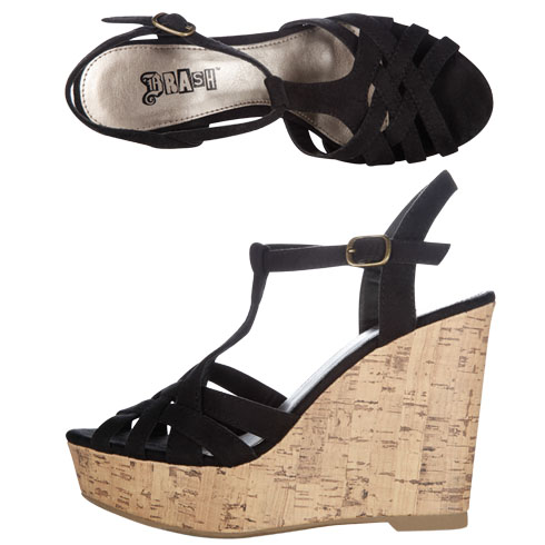 Black Jewelry Payless Shoe