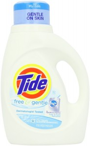 tide free and gentle HE 184x300 HOT!! Tide Laundry Detergent, 50 oz for $3.29 $4.19 Shipped!