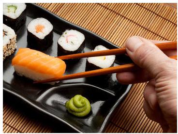 Akasaka Sushi in Utah