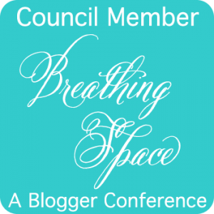 Breathing Space Badge