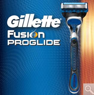 Gillette Fusion Proglide Sample
