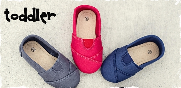 Toddler Toms Inspired Shoes