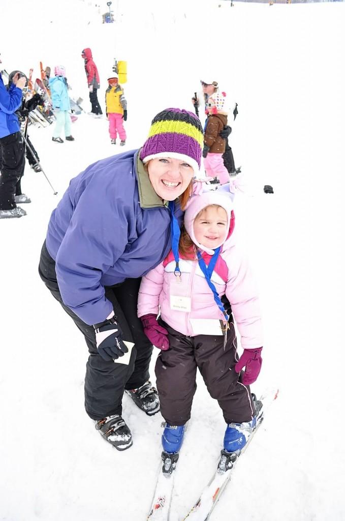 Wolf Mountain Ski Day