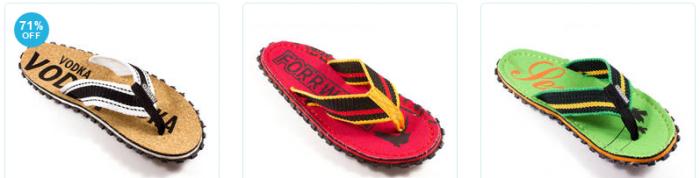 beach sandals 2