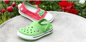 crocs on zulily