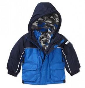 faded glory 4 in 1n jacket