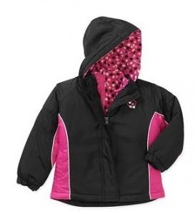 girls faded glory 4 in 1 jacket