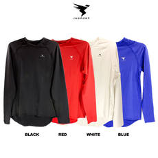 insport mens long sleeve athletic shirts