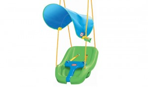 little tikes sun canopy swing