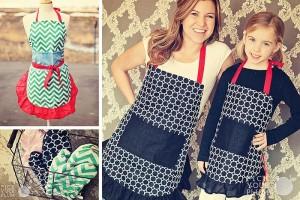matching aprons