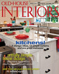 old house interiors Old House Interiors Magazine for $4.29/year