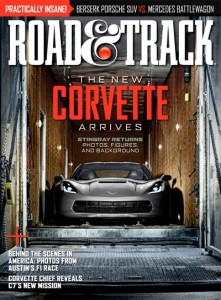 road track 221x300 Road & Track Magazine for $4.50/year (up to 5 years)