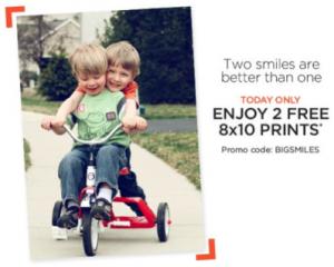 shutterfly 2 8x10 free prints