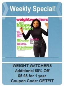 weight watchers weekly special