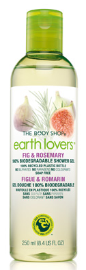 Body shop freebie
