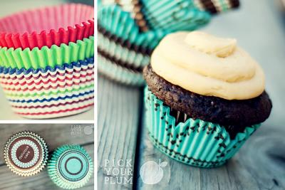 Cupcake Liners Pick Your Plum! SIX Amazing Deals + 20% Off Code!