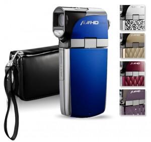 DXG Luxe Ultra Slim Pocket Camcorder