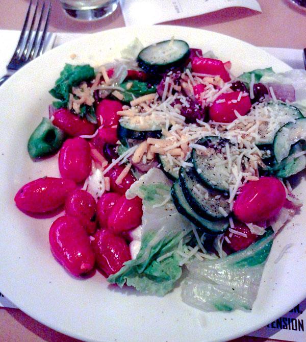 Eating-Healthy-Salad