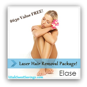 Elase Laser Hair Removal Giveaway Giveaway: 18 Month Underarm Laser Hair Removal Membership ~ $630 Value!