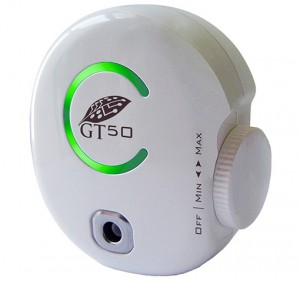 GT50 Professional-Grade Plug-In Adjustable Ionic Air Purifier