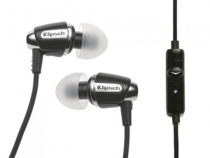 Klipsch Image S4A - II In-Ear Headphones with Inline Mic