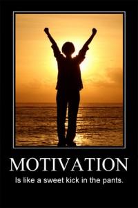 MOTIVATION poster app