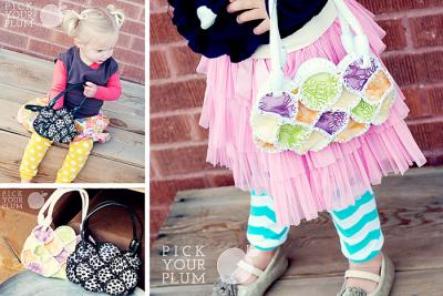 Pick Your Plum Little Girl Purse Pick Your Plum! SIX Amazing Deals + 20% Off Code!