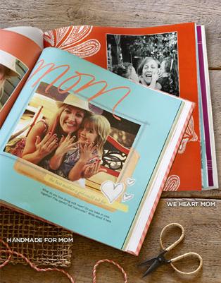 Shutterfly Mom Photobook