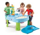 Table 1 Sand & Water Play Tables   up to 50% off + free shipping