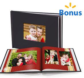 Walmart Photo Books