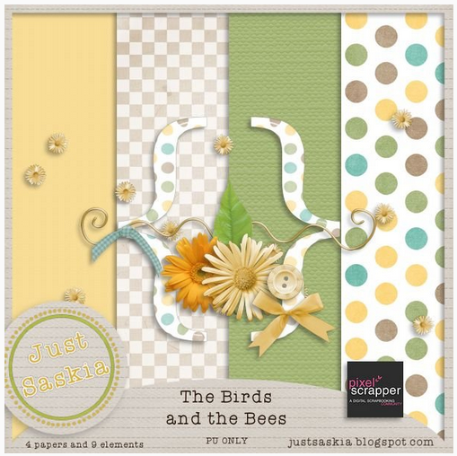 birds and bees blog train