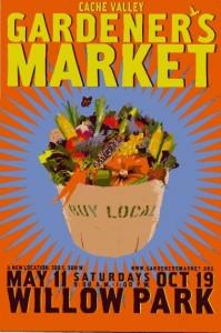 cache valley gardners market