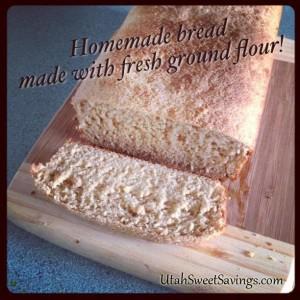 homemade bread copy