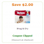 huggies coupon amazon