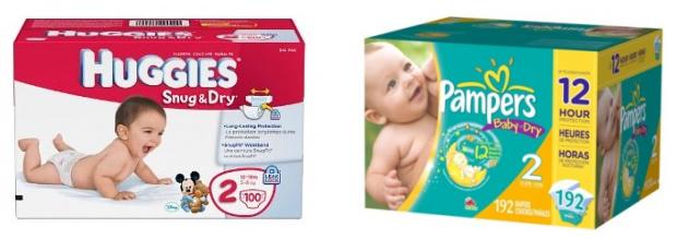 huggies pampers amazon deals Diaper Deals on Amazon (New coupons!)