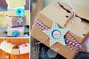 lace top boxes