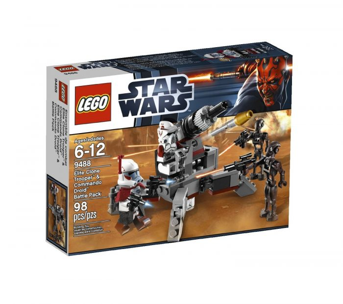 lego star wars elite clone trooper and commando droid h Star Wars LEGO Deals!