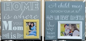mothers day placques
