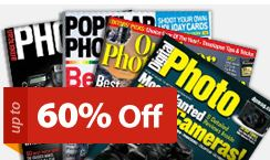 photography magazine sale