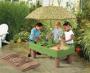 sand table