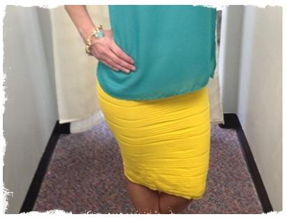 scrunchi skirt 1