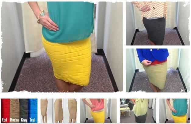 scrunchi skirt 2