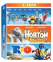 3 pack movie sets