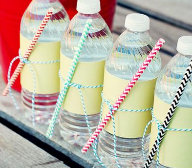 Chevron straws sale