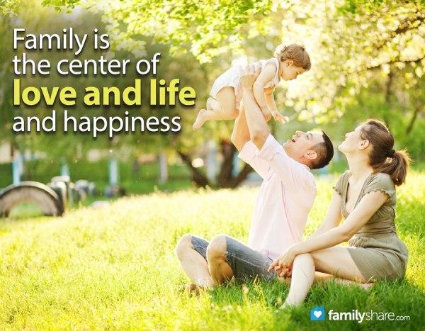 Family center of life