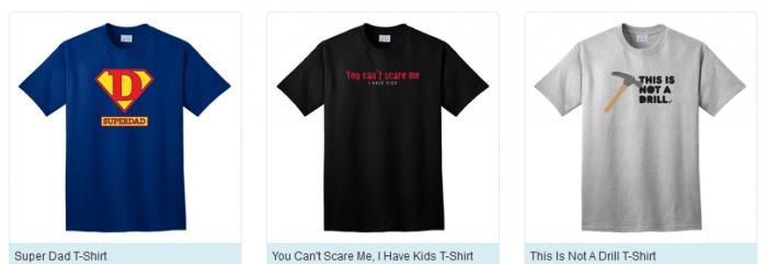 Fathers Day shirt 1 Fathers Day shirts $5.99